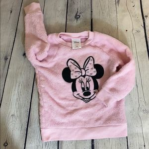 Disney Minnie Top/ Sweatshirt